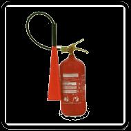 DCFire - Produtos - Extintor Carga de CO2